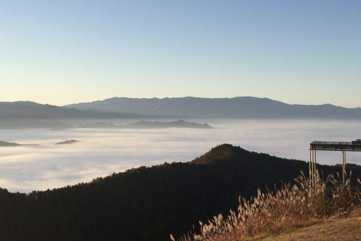 雲海/山形を見る・遊ぶ⑪