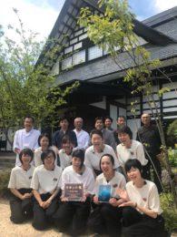 一休.comのクチコミで東日本一!さらに「プロが選ぶ日本の宿 100選」に選ばれました