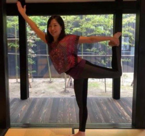 山形座 瀧波 GW特別企画~アロマ Yoga(ヨガ) ×「生まれたての十割源泉」~