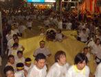 9/14・15 赤湯温泉ふるさと祭り 夫婦神輿 『暴れ獅子』